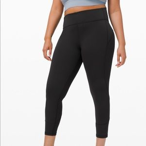 """NEW Lululemon In Movement Tight 25"""" Everlux"""